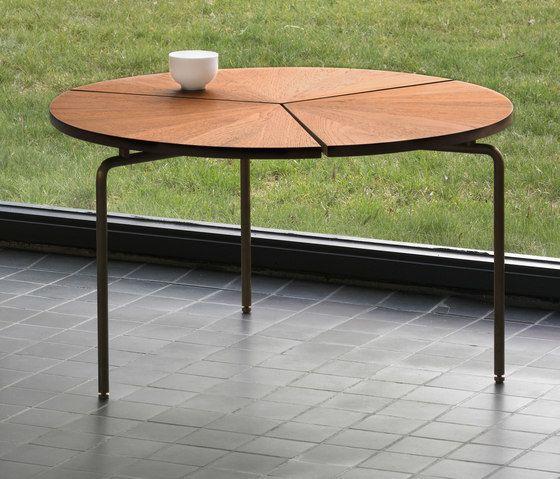 Circular Dining Table by BassamFellows by BassamFellows