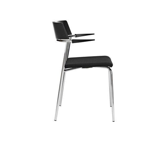 Cirkum chair with armrest by Randers+Radius by Randers+Radius