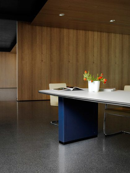 Classic Line TB 121 | TB 126 Conference table by Müller Möbelfabrikation by Müller Möbelfabrikation