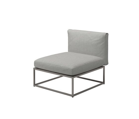 Cloud 75x75 Centre Unit by Gloster Furniture by Gloster Furniture