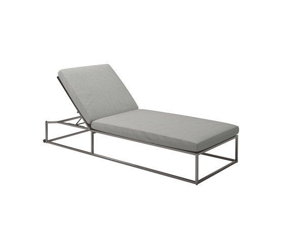 Cloud Lounger by Gloster Furniture by Gloster Furniture