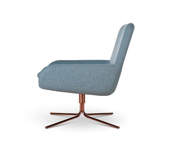 Coco Swivel Copper by Softline A/S by Softline A/S