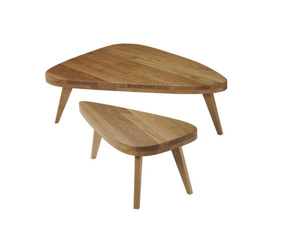 Coffee Table S/M/L by Hansen by Hansen