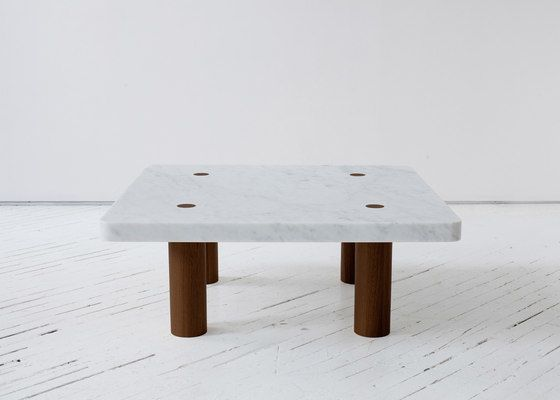 Column Coffee Table by Fort Standard by Fort Standard