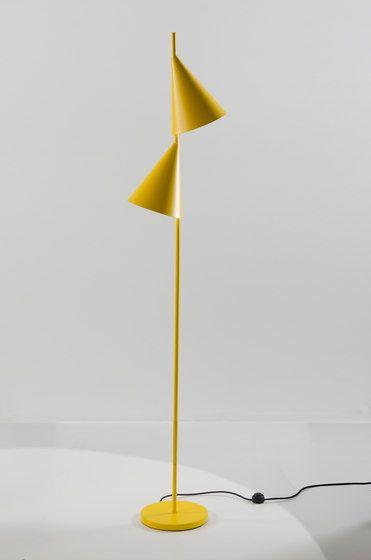 Cone floor lamp by almerich by almerich
