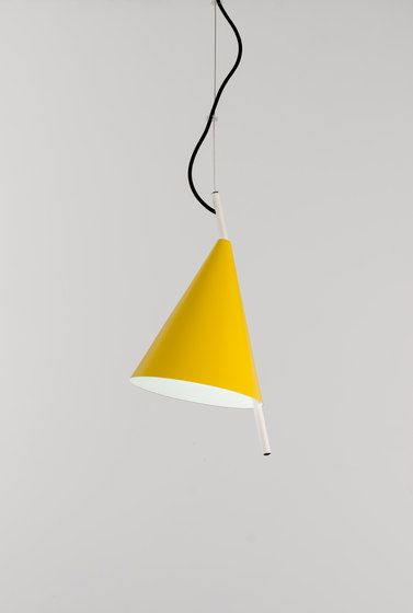 Cone hanging lamp by almerich by almerich