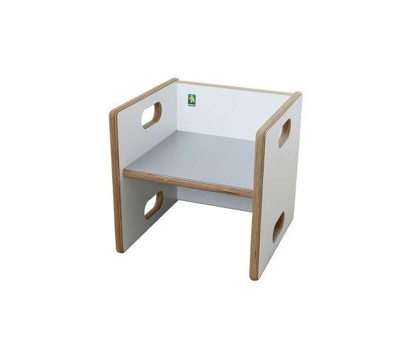 Convertible Chair DBF-813-51 by De Breuyn by De Breuyn