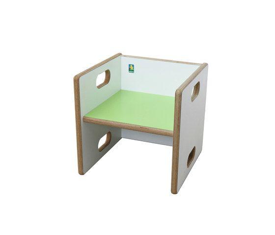 Convertible Chair DBF-813-59 by De Breuyn by De Breuyn