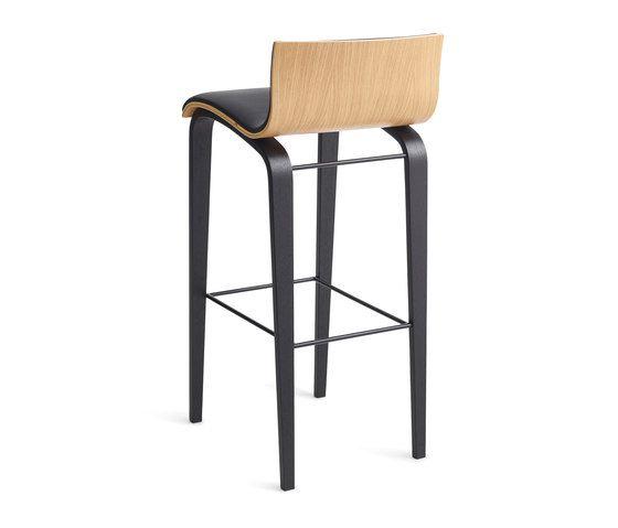 Copenhagen | bar two by Erik Bagger Furniture by Erik Bagger Furniture