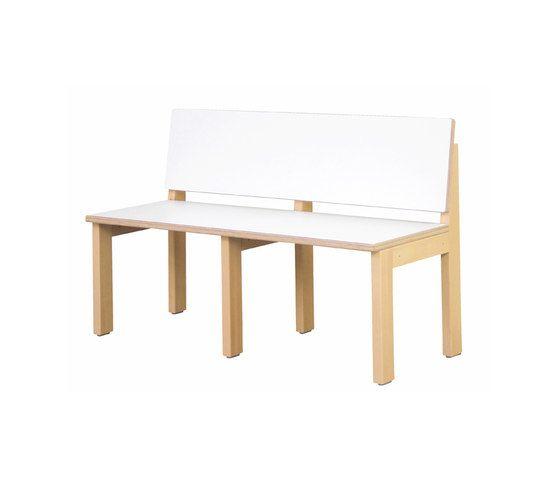 Corner Seat Modul DBF-831 by De Breuyn by De Breuyn