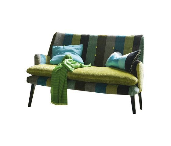 Cosmopolitan Sofa by Designers Guild by Designers Guild