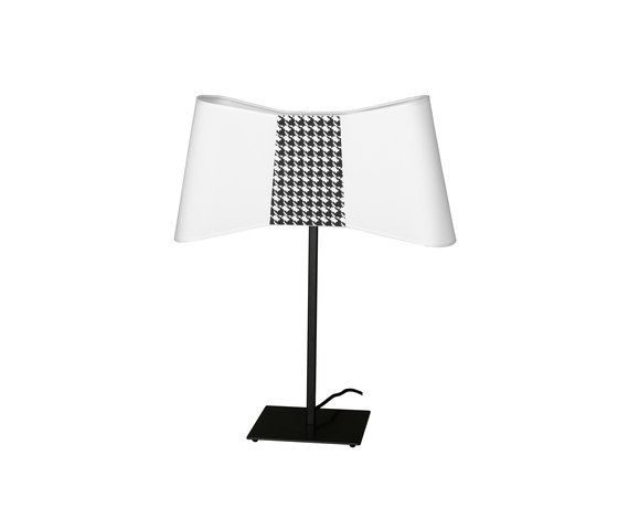 Couture Table lamp large by designheure by designheure