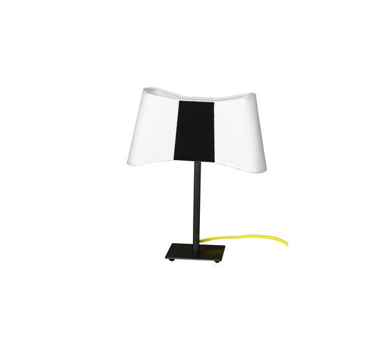 Couture Table lamp small by designheure by designheure