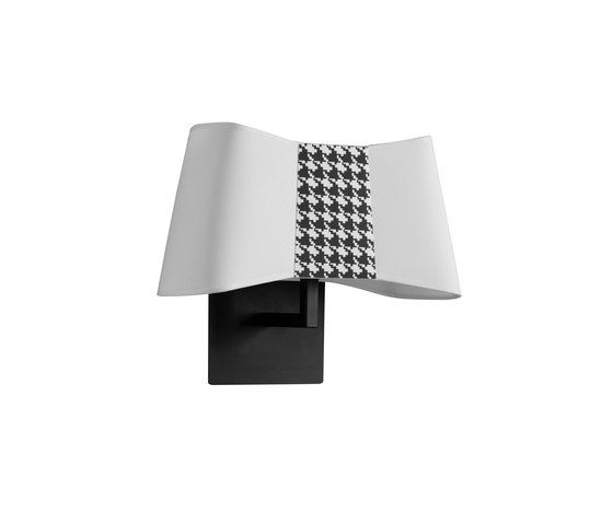 Couture Wall lamp small by designheure by designheure