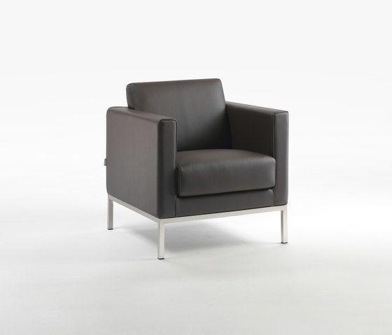 Cubic Armchair by Giulio Marelli by Giulio Marelli