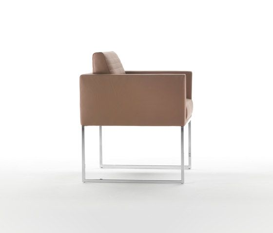 Cubic Mini Armchair by Giulio Marelli by Giulio Marelli