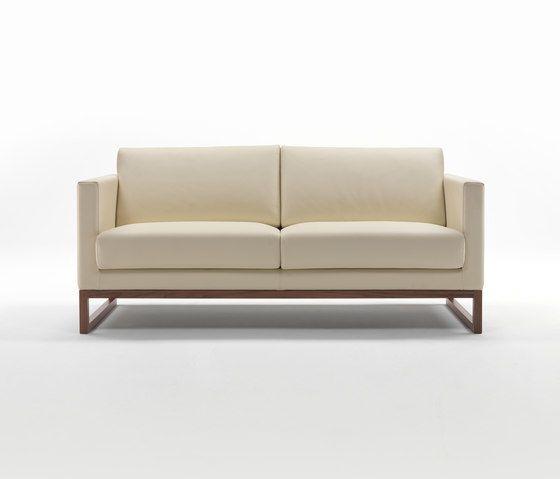 Cubic Wood Sofa by Giulio Marelli by Giulio Marelli