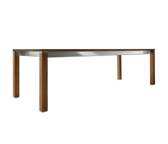 cubus plus extension table by TEAM 7 by TEAM 7