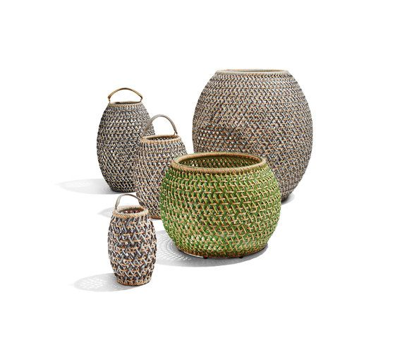Dala Planter by DEDON by DEDON