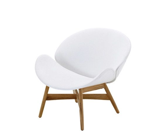 Dansk Lounge Chair by Gloster Furniture by Gloster Furniture