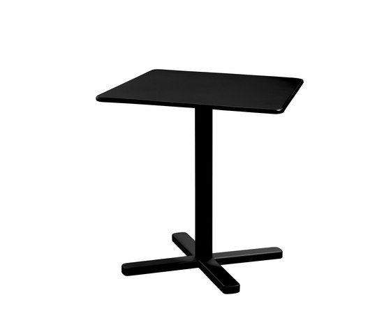 Darwin Folding Square Table-set of 2 by EMU