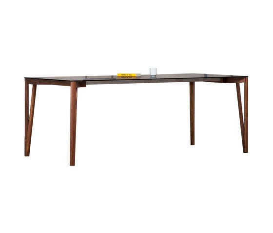 Decapo Table by miniforms by miniforms