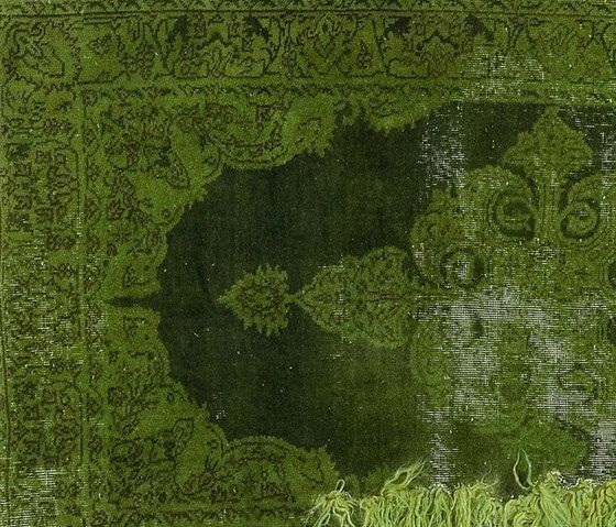 Decolorized Mohair green by GOLRAN 1898 by GOLRAN 1898