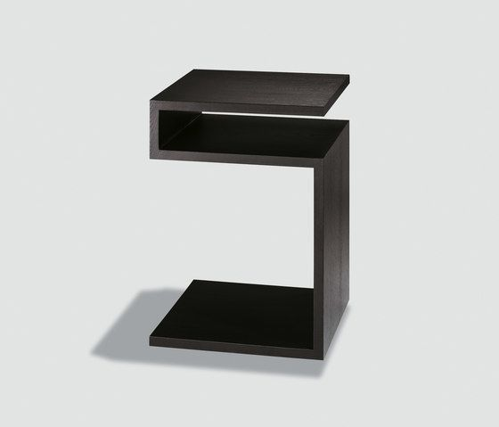 Deposito side table by Lambert by Lambert