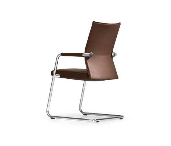 DIAGON Executive cantilever chair by Girsberger by Girsberger