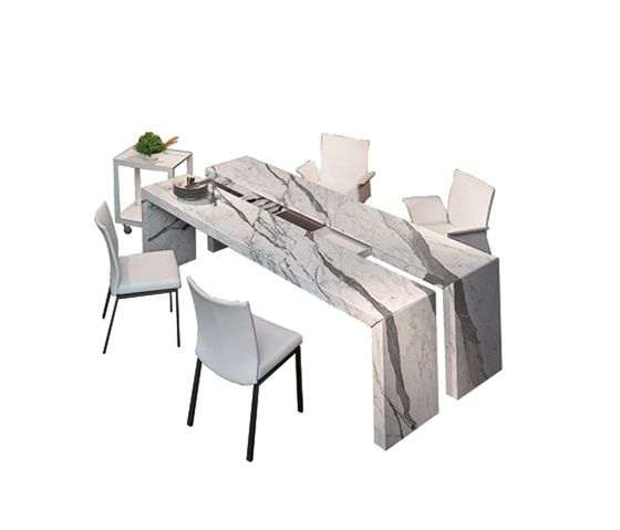 Dining Desk Poggenpohl | 7100 by Draenert by Draenert