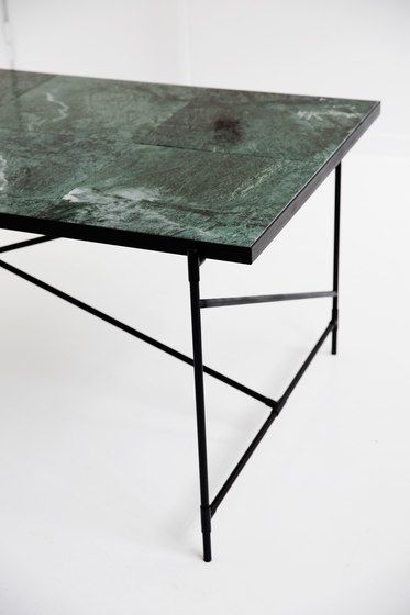 Dining Table 185 BLACK on BLACK Green Marble by HANDV196RK  : dining table 185 black on black green marble by handvark handvark emil thorup clippings 4235702 from clippings.com size 373 x 560 jpeg 20kB