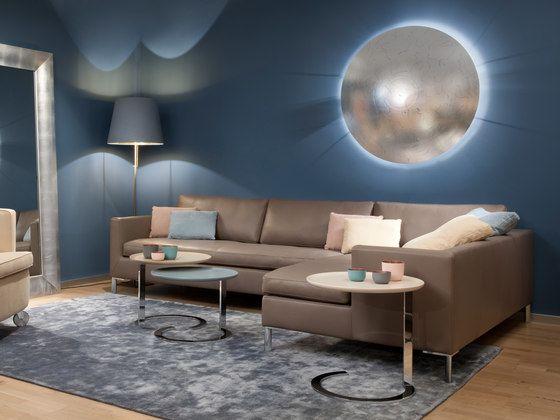 Diskus Art 65/100 /LED Wall Lamp by Christine Kröncke by Christine Kröncke