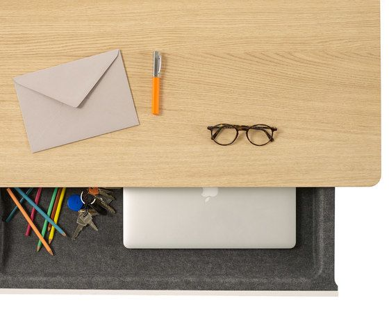 Drawer table by Arco by Arco