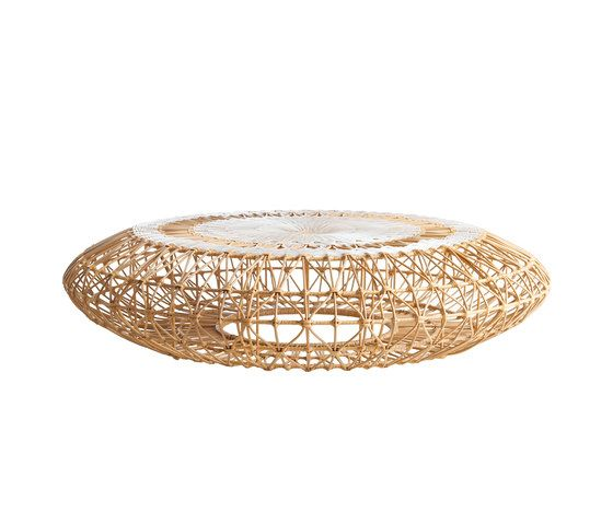 Dreamcatcher Stool 120 by Kenneth Cobonpue by Kenneth Cobonpue