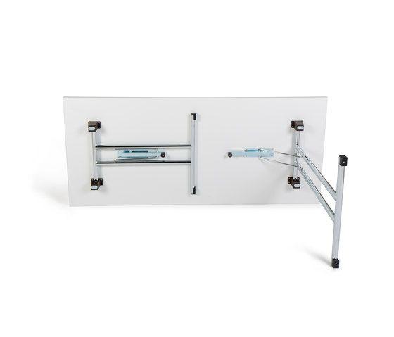Duro II | folding table by strasserthun. by strasserthun.