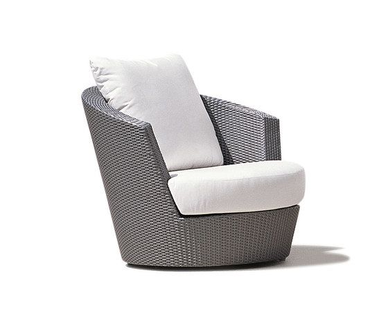 Eden Roc Lounge chair by Rausch Classics by Rausch Classics