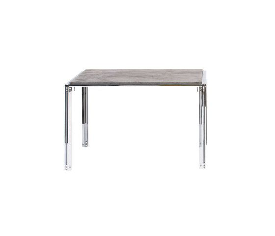 Embassy T10/1 Side table by Ghyczy by Ghyczy