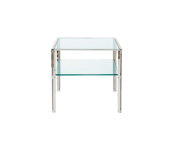 Embassy T10D Side table by Ghyczy by Ghyczy