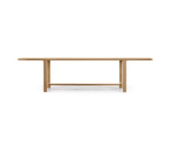 Emea Dining Table with 2 extensions by Alki by Alki