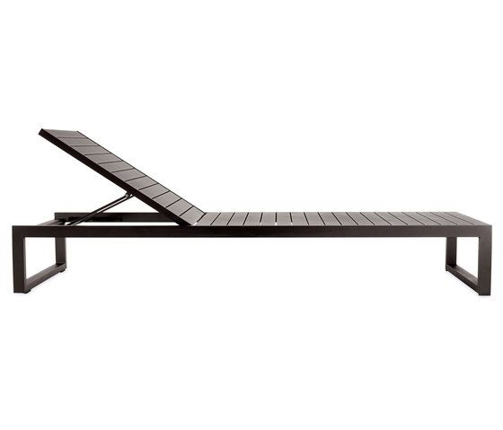 Eos sun lounger by Case Furniture by Case Furniture