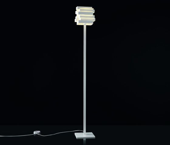 ESCAPE Floor Lamp by Karboxx by Karboxx