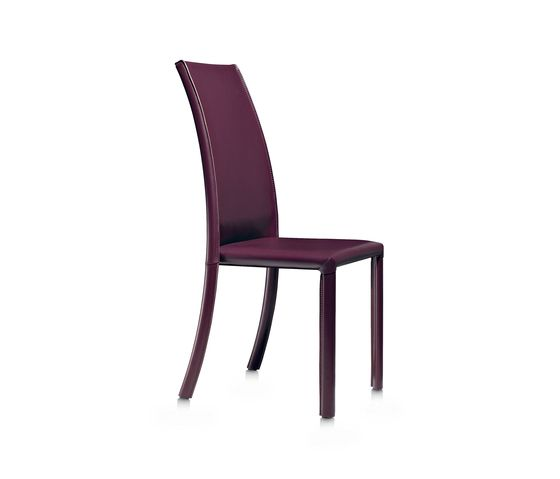 Evia H side chair by Frag by Frag