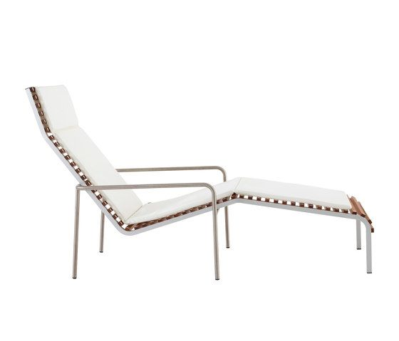 Extempore long chair by extremis by extremis