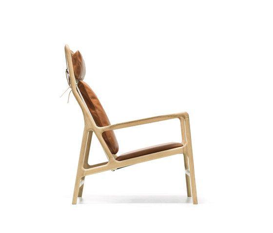 Fawn - dedo lounge chair dakar by Gazzda by Gazzda
