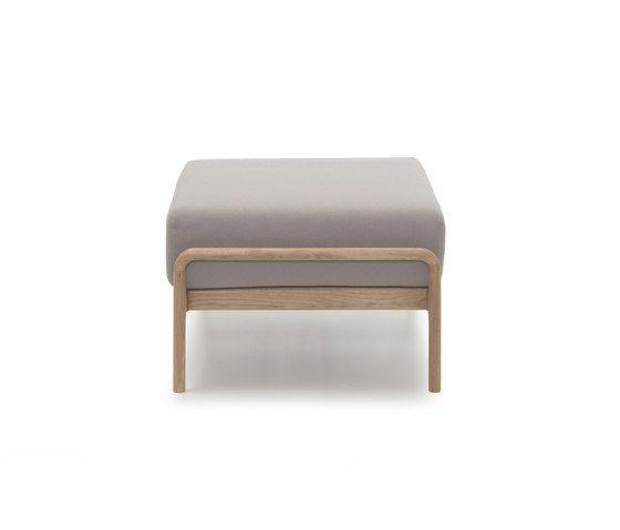 Fawn footstool by Gazzda by Gazzda