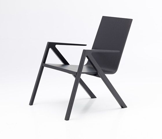Félix Lounge Chair by PERUSE by PERUSE