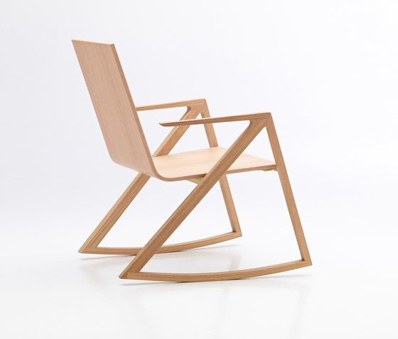 Félix Rocking Chair by PERUSE by PERUSE