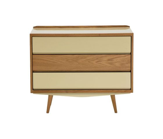 Fifties Chest Of Drawers by Red Edition by Red Edition