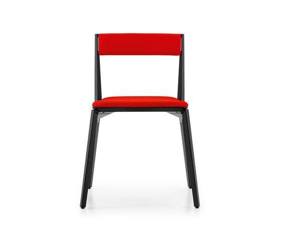 FINN Four-legged chair by Girsberger by Girsberger