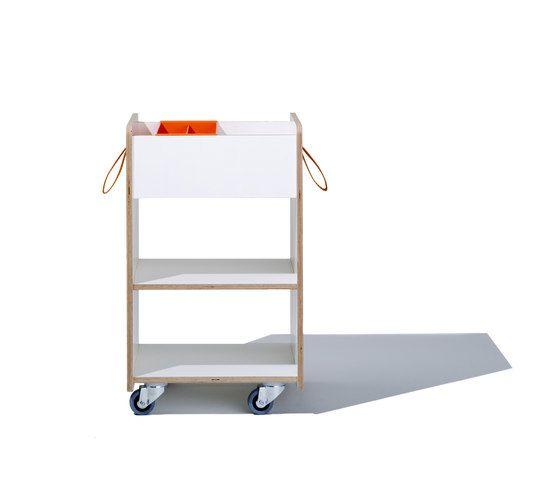 Fixx trolley by Lampert by Lampert